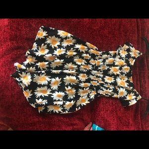 Pants - Sunflower Romper